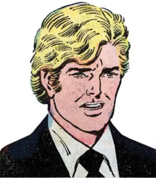 Gregor Nagy (Superman character) (DC Comics) portrait