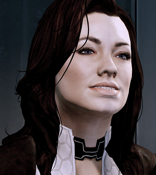 Miranda Lawson (Mass Effect) argumentative