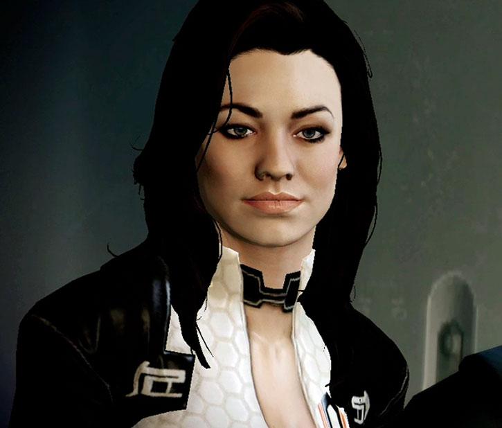 Miranda Lawson portrait