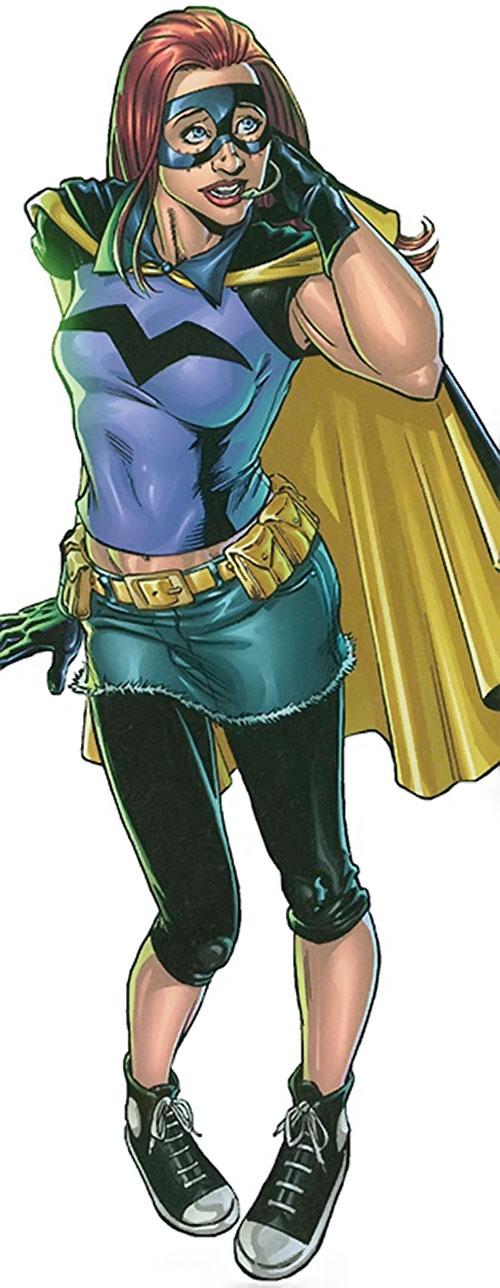 Misfit of the Birds of Prey (DC Comics)