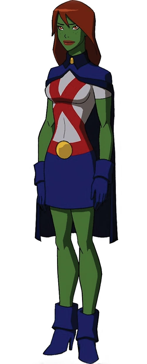 Miss Martian (Young Justice animated series)