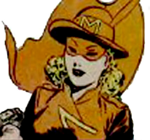 Miss Masque (Golden Age comics)