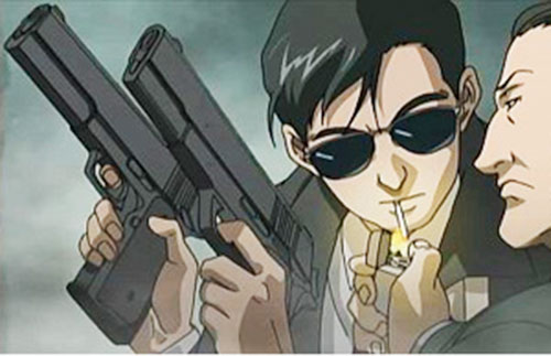 Mister Chang (Black Lagoon)