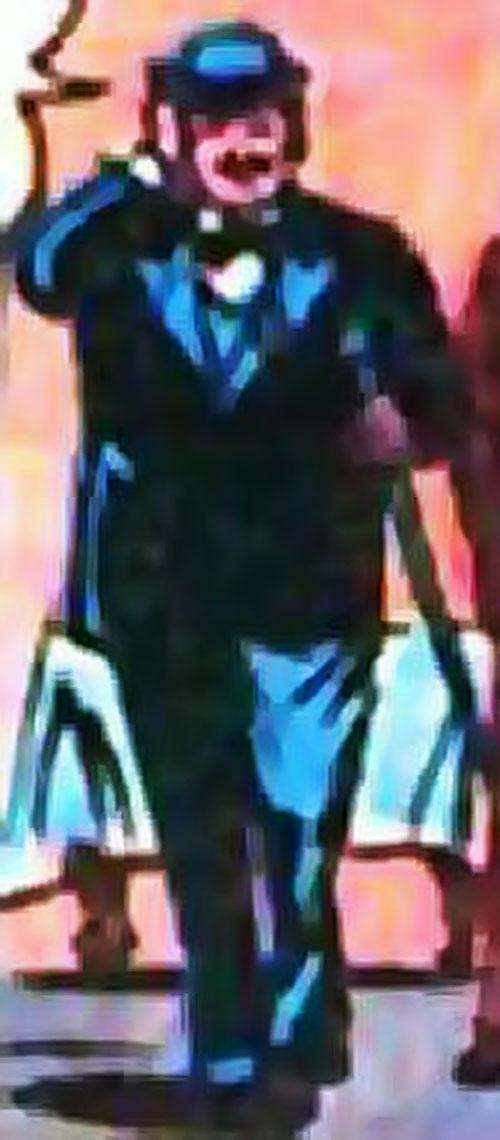 Mister Foxx (Hostess comics)
