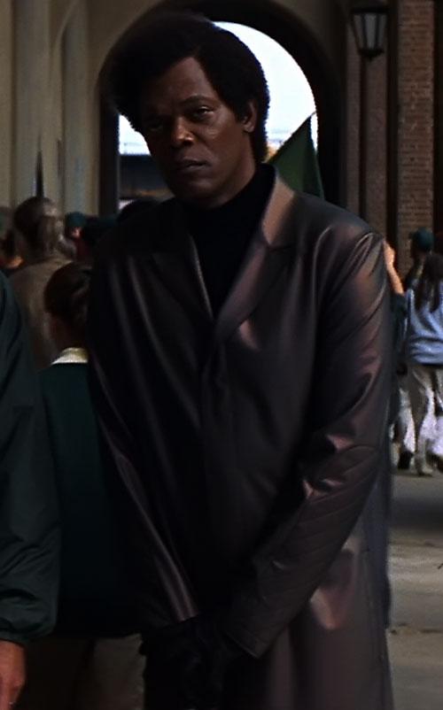 Mister Glass (Samuel Jackson in Unbreakable)