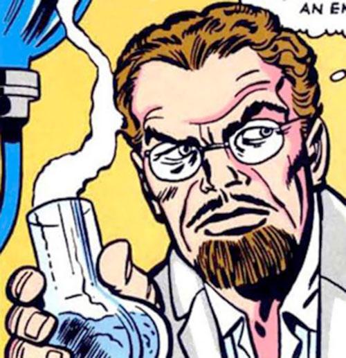 Calvin Zabo aka Mister Hyde (Marvel Comics)