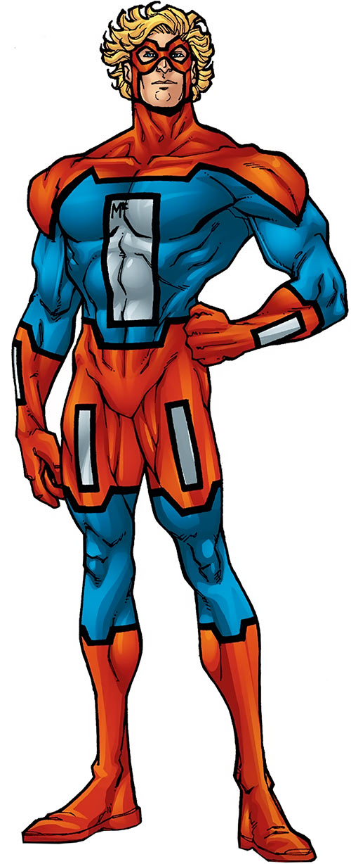 Mister Immortal of the Great Lakes Avengers (Marvel Comics)