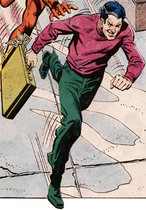 Mister Originality vs. the Flash