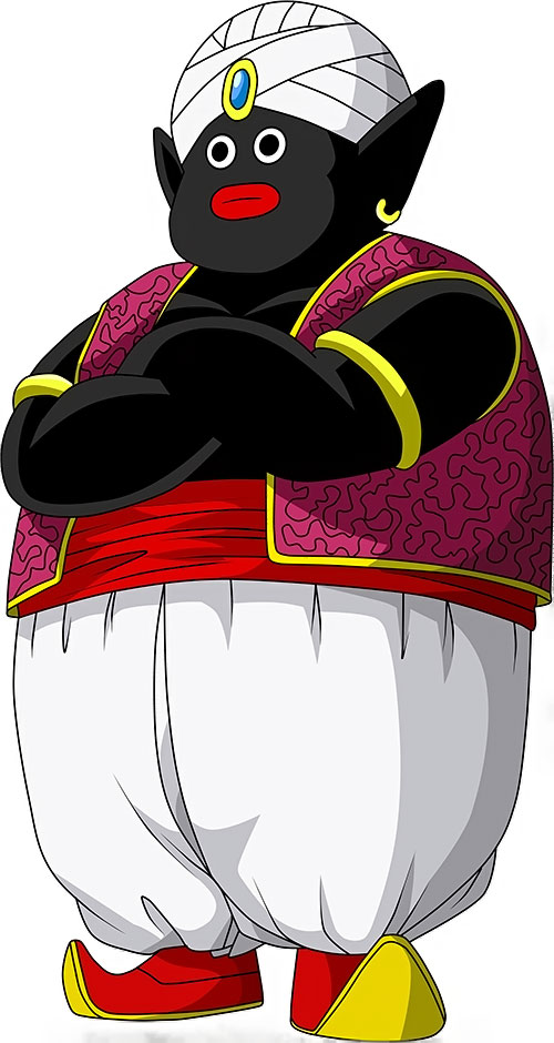 Mister Popo (Dragon Ball)