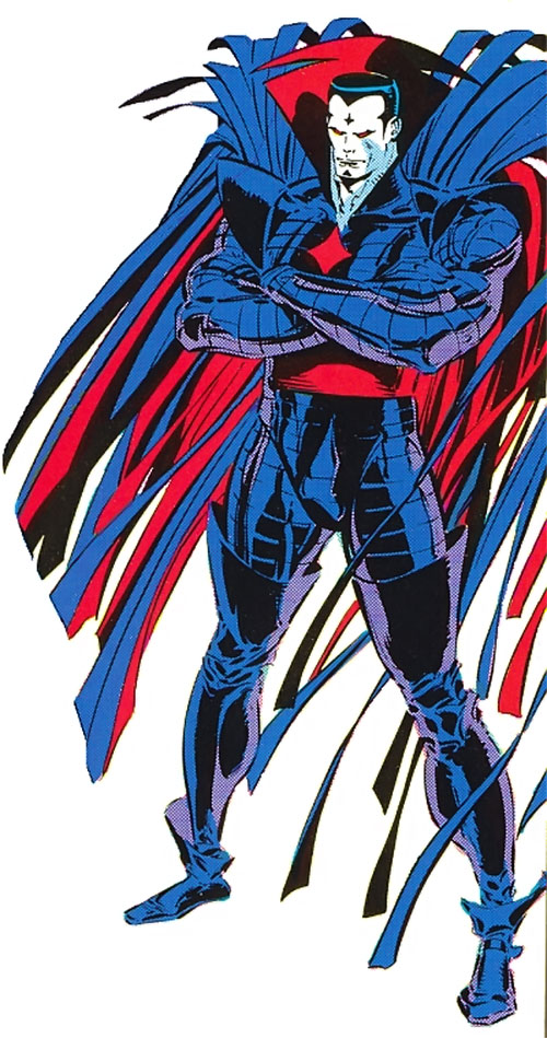 Mister Sinister (X-Men enemy) (Marvel Comics) by Silvestri 1/2