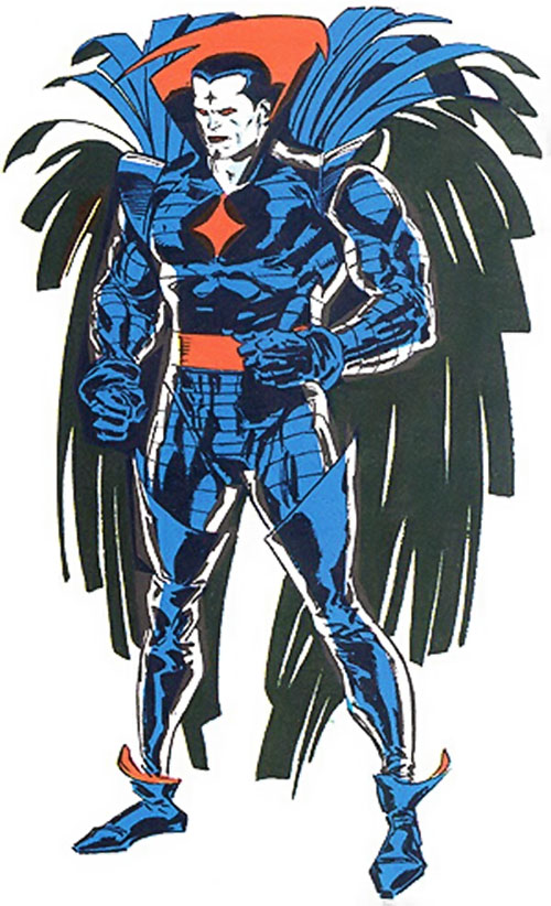 Mister Sinister (X-Men enemy) (Marvel Comics) by Silvestri 2/2