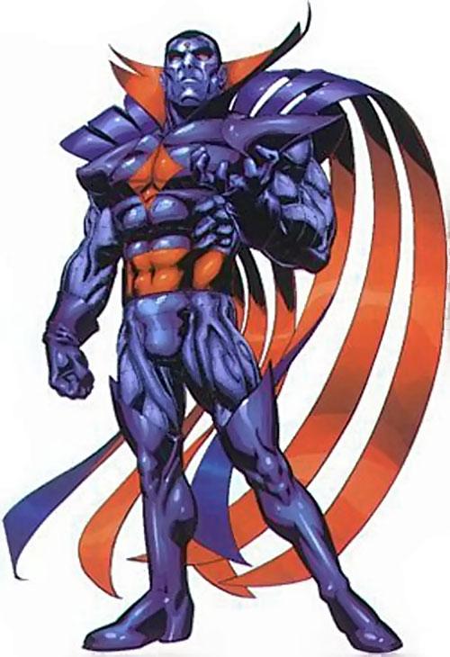 Mister Sinister (X-Men enemy) (Marvel Comics) stock art