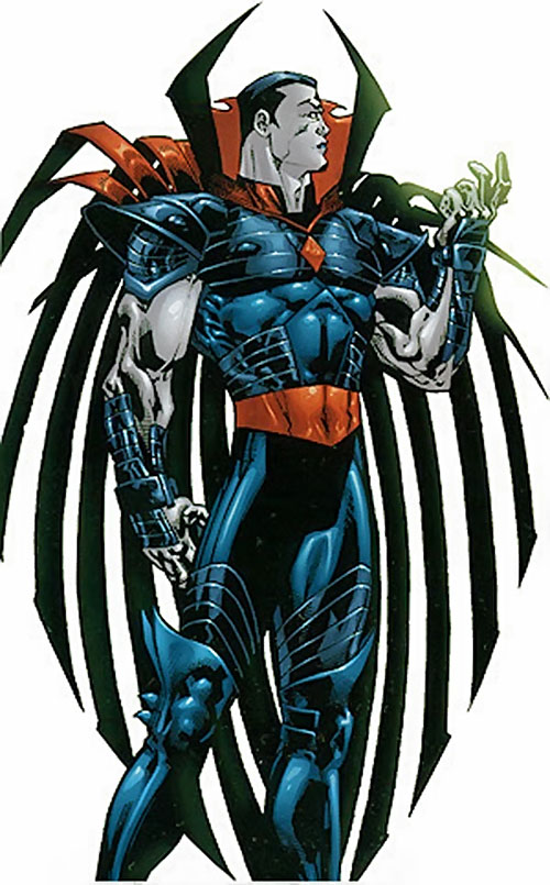 Mister Sinister (X-Men enemy) (Marvel Comics)