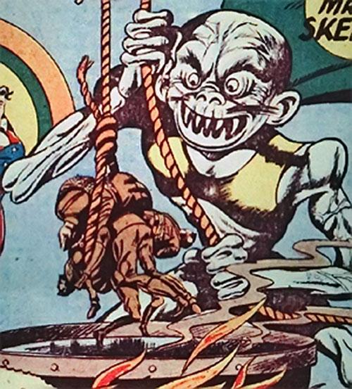 Mister Skeleton cover art