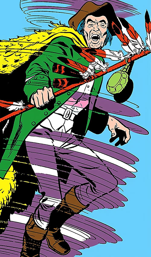 Mister Twister (Teen Titans enemy) (DC Comics)