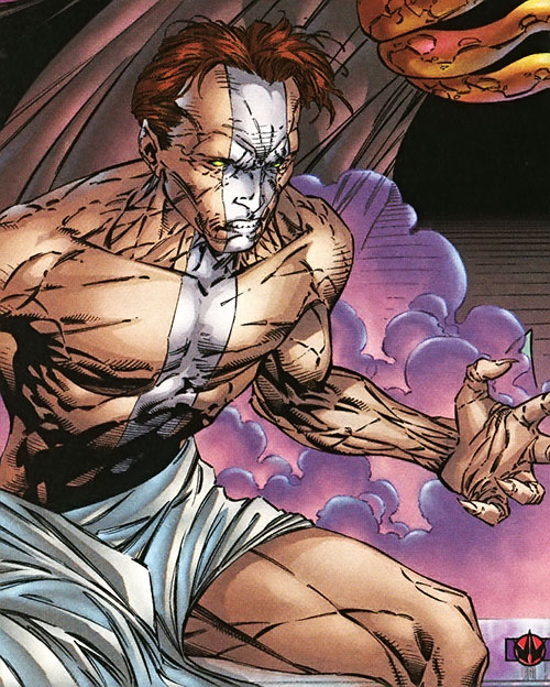 Mister White the Daemonite (WildCATs enemy) (Wildstorm comics)