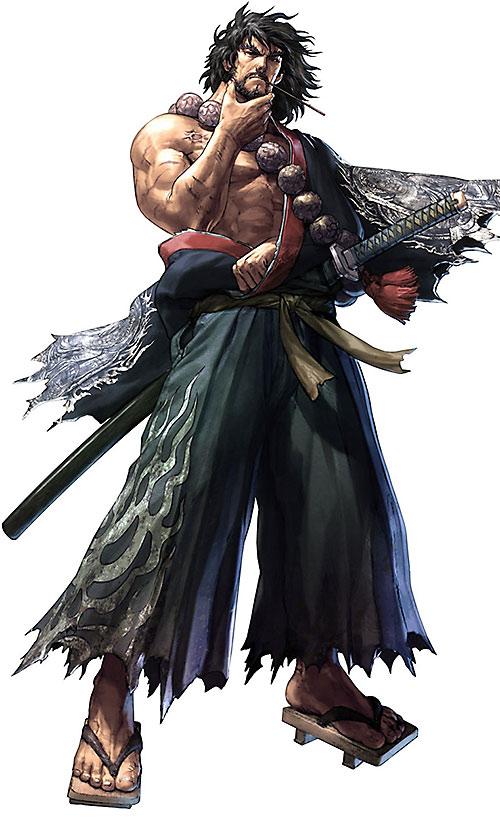 Mitsurugi Heishiro (Soul Calibur)