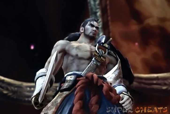 Mitsurugi Heishiro screen capture
