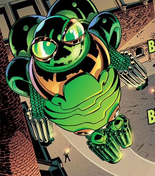 Mock Turtle (Astro City comics)