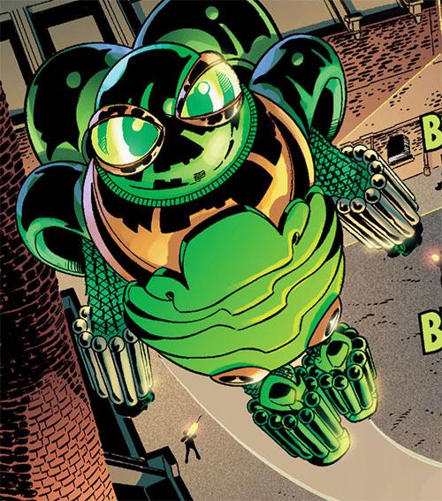Mock Turtle (Astro City comics)