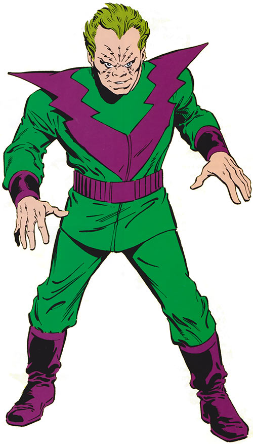 Molecule Man (Marvel Comics)