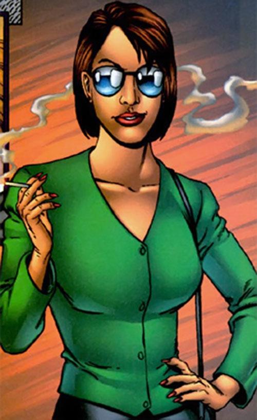 Molly von Richthofen (Punisher character) (Marvel Comics)