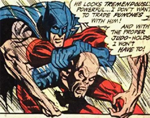Moloch (DC Comics) vs. Batman