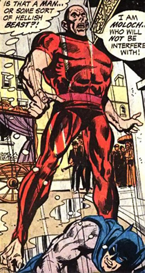 Moloch (Batman enemy) (DC Comics)
