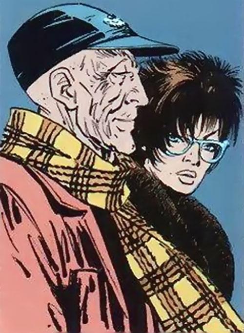 La Mangouste (Mongoose) (XIII graphic novels) with Irina
