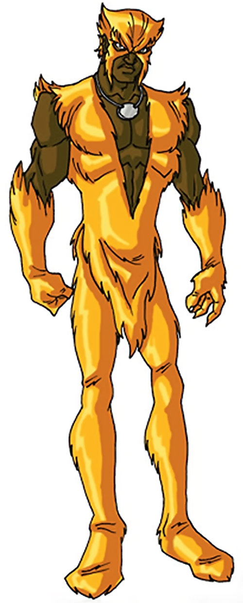 Mongoose (Thor enemy) (Marvel Comics) by RonnieThunderbolts