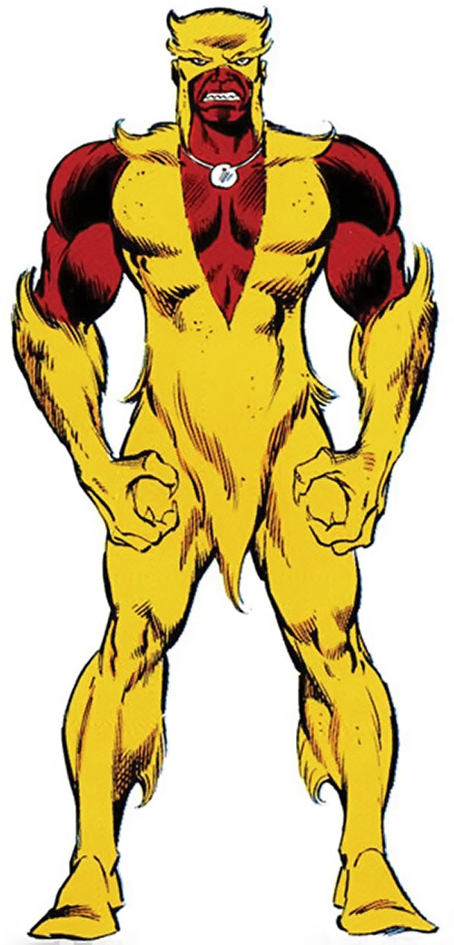 Mongoose (Thor enemy) (Marvel Comics)
