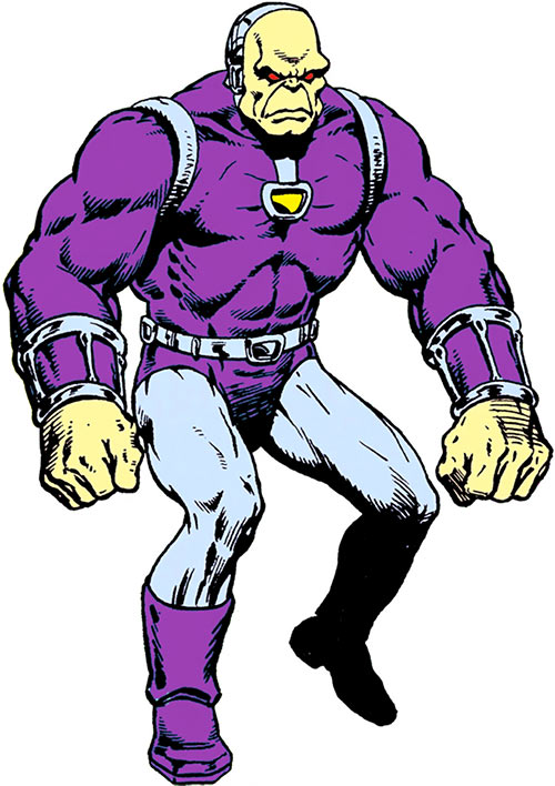 Mongul (Superman enemy) (Pre-Crisis DC Comics)