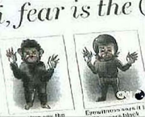 Monkey Man of New Delhi