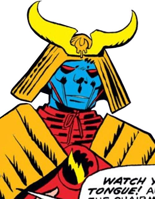 Monster Master (Iron Man enemy) (Marvel Comics)