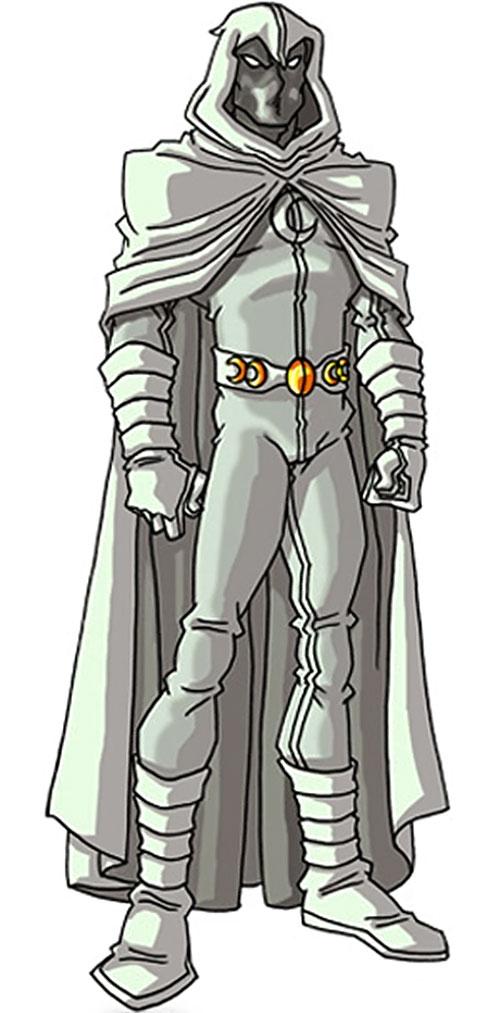 Moon Knight (Marvel Comics) by RonnieThunderbolts