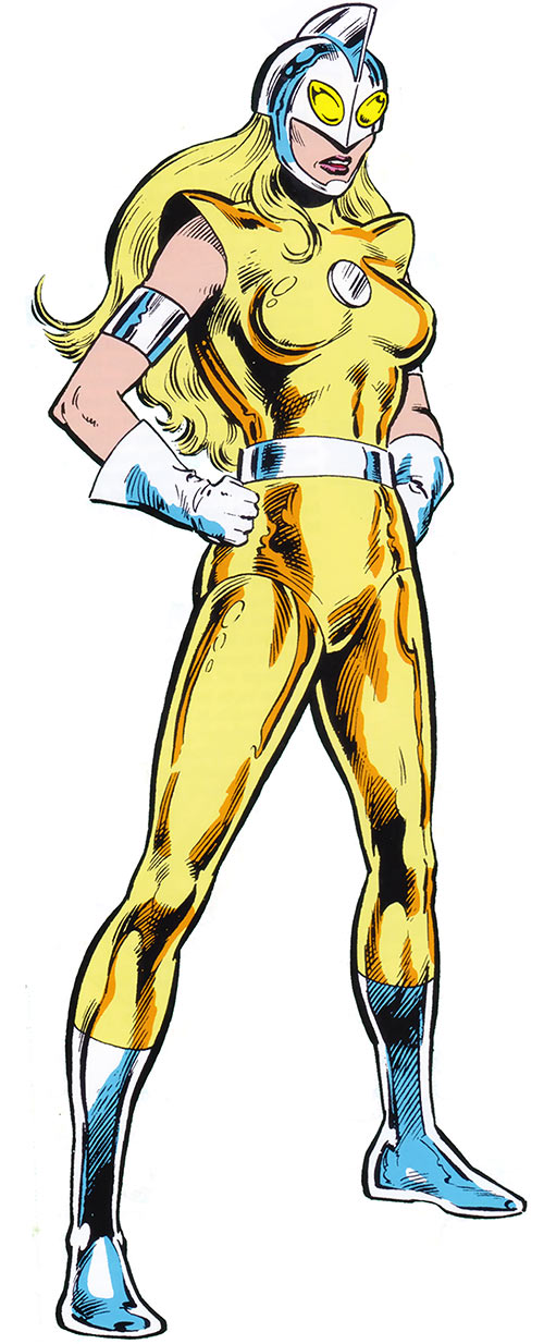 Moonstone (Avengers enemy classic) (Marvel Comics)