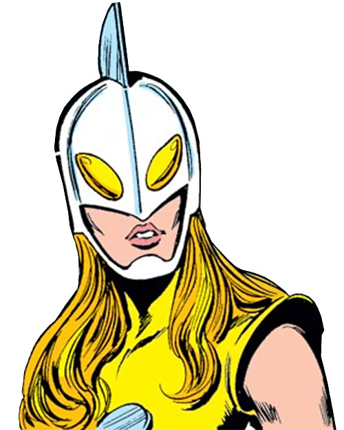 Moonstone (Avengers enemy classic) (Marvel Comics) portrait