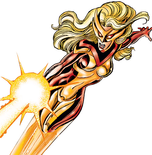 Moonstone / Meteorite of the Thunderbolts (Marvel Comics)