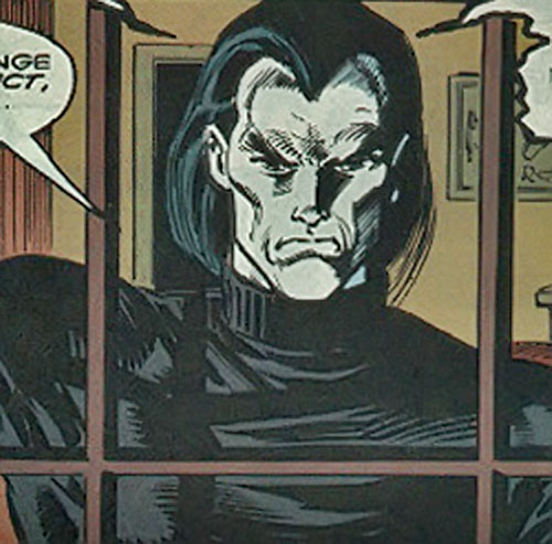 Morbius the Living Vampire (Marvel Comics) (Modern) in his civvies