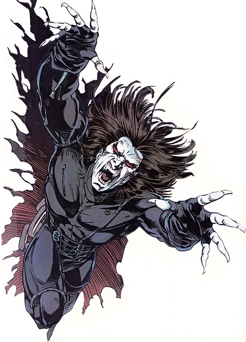 Morbius the Living Vampire (Marvel Comics) (Modern) by Kubert