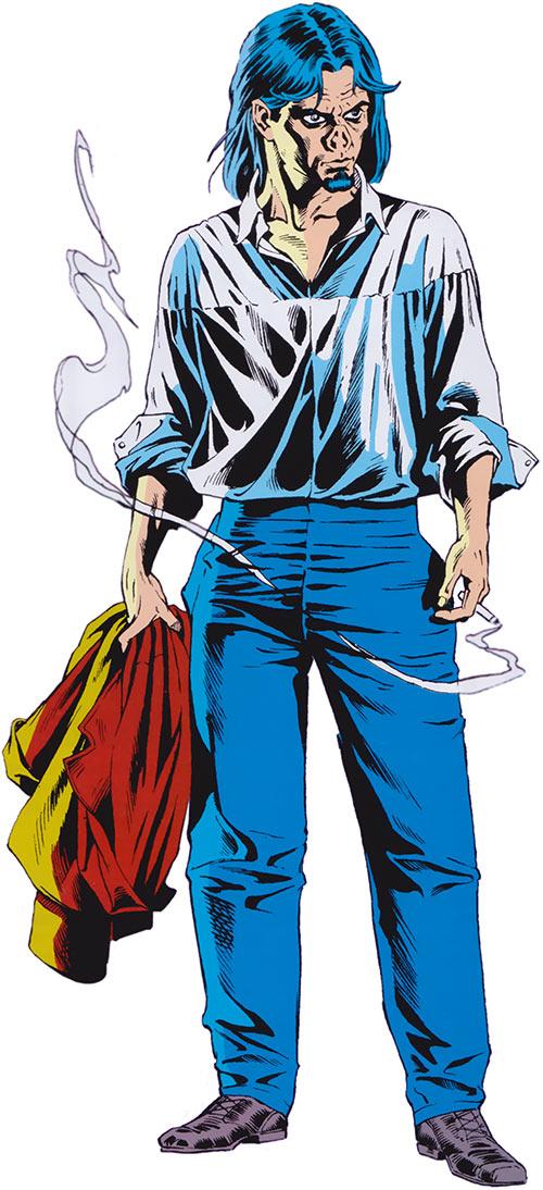 Morbius the Living Vampire (Marvel Comics) (Classic) in human form