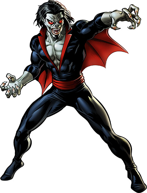 Morbius the Living Vampire (Marvel Comics) (Classic)