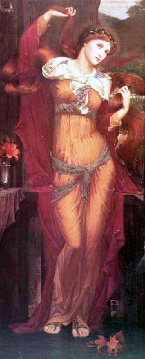Morgan le Fay classical painting