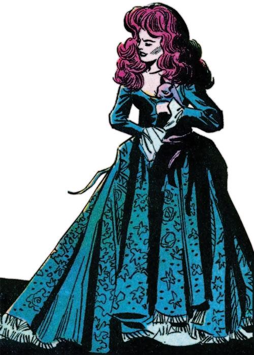[Mini-moth-campagne] Y'a pas que les Arts Morgana-the-Witch-DC-Comics-Wonder-Woman-b-1