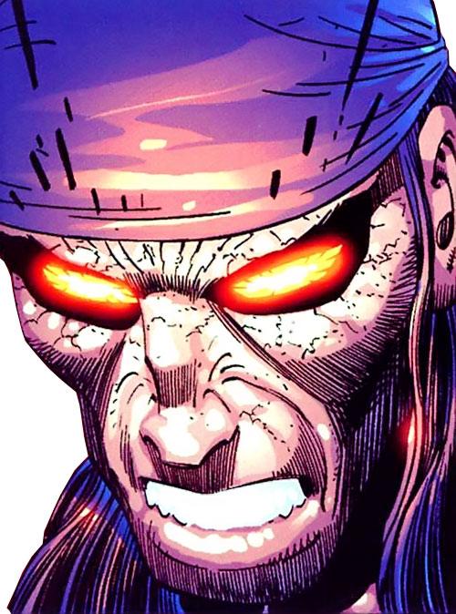 Morlun the devourer of totems (Spider-Man enemy) (Marvel Comics)