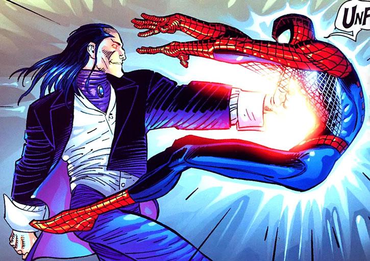 Morlun vs. Spider-Man