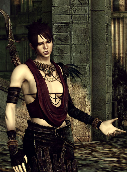 Morrigan (Dragon Age: Origins)