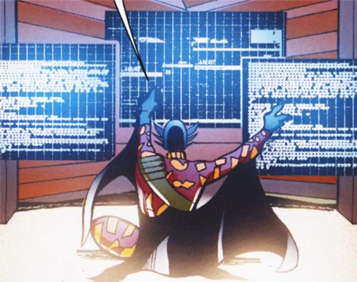 Most Excellent Super Bat using super computers