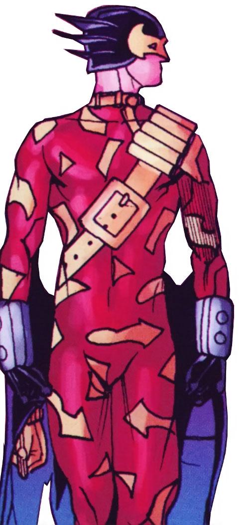 Most Excellent Superbat of the Super-Young Team (DC Comics) (Japan) costume
