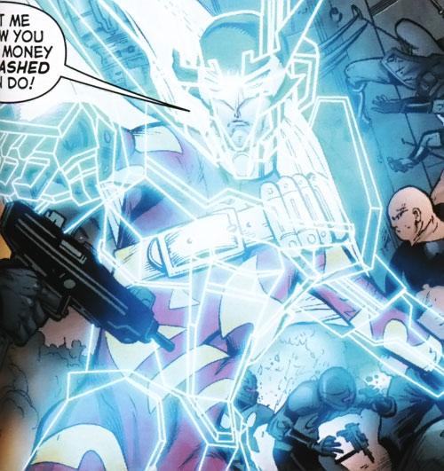 Most Excellent Superbat of the Super-Young Team (DC Comics) (Japan) force armor